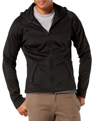 Dockers Waterproof Track Jacket-BLACK-Small 88761448_BLACK_Small