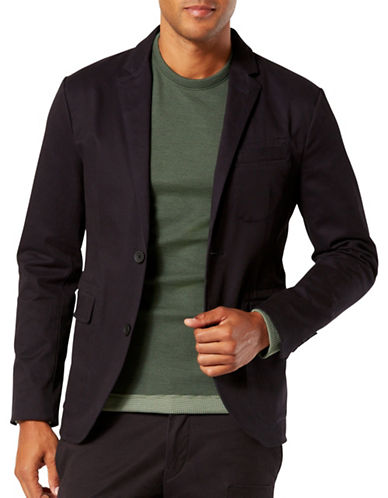 Dockers Insulated Sports Jacket-BLACK-Medium 88761411_BLACK_Medium