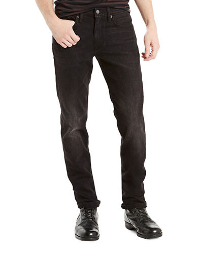 LeviS 511 Avenger Slim-Fit Jeans-GREY-34X30