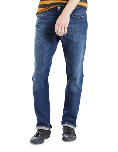 LeviS Stojko Stretch 511 Slim-Fit Jeans-BLUE-36X30
