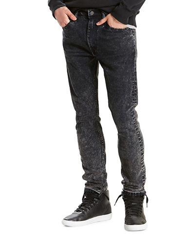 LeviS 510 Waves Skinny-Fit Jeans-GREY-34X30