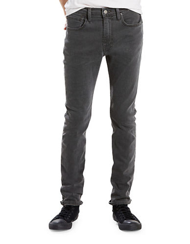 LeviS Matchbook 519 Extreme Skinny-Fit Jeans-GREY-34X30