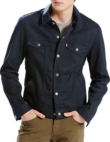 Levi'S Commuter Pro Trucker Jacket-BLUE-Medium 89361749_BLUE_Medium