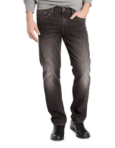 LeviS 502 Smart Knot Regular Taper-Fit Jeans-GREY-32X32