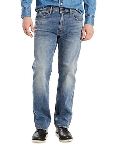 LeviS 505 Rollins Regular-Fit Jeans-BLUE-38X32
