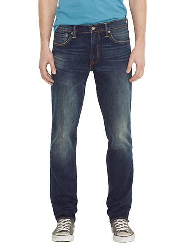 LeviS 511 Slim Fit  Blue Canyon-DARK BLUE-30X32