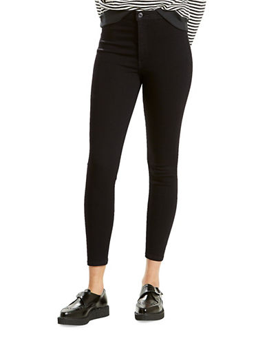 LeviS Runaround Super Skinny High-Rise Jean-THE ECLIPSE-Medium