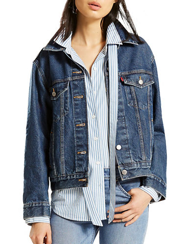 LeviS Original Trucker Jacket-LUST-Medium