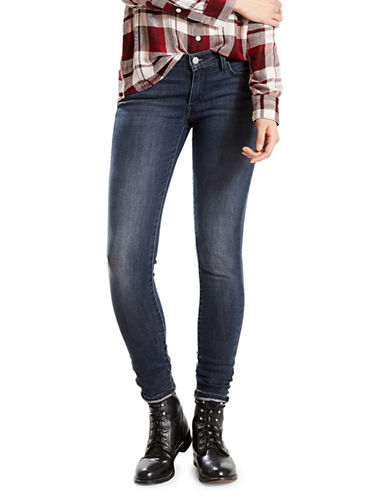 LeviS 710 Super Skinny Jeans-INTO THE NIGHT-26X30