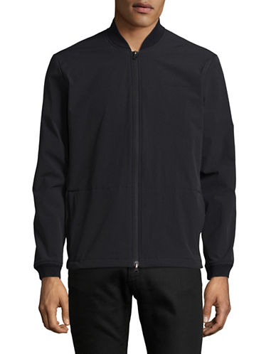 LeviS COOLMAX Bomber Jacket-BLACK-Medium