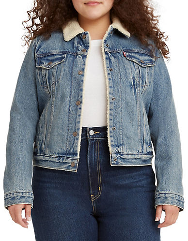 Levi'S Original Trucker Jacket-BLUE-Large 89373970_BLUE_Large