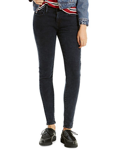 LeviS 710 Super Skinny Jeans-BLUE-25X30