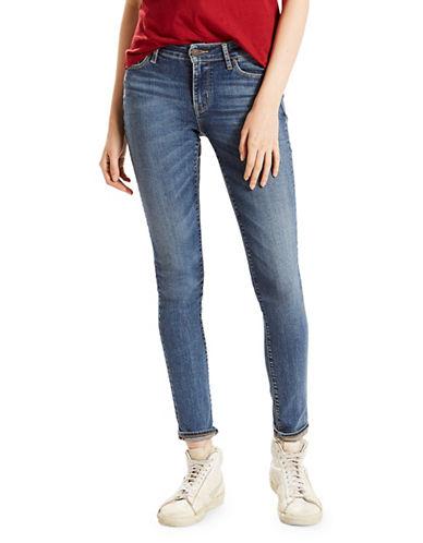 LeviS 711 Skinny Vintage Soft Jeans-BLUE-30X30