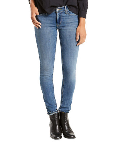 LeviS 711 Skinny Jeans-INDIGO RAY-26X32