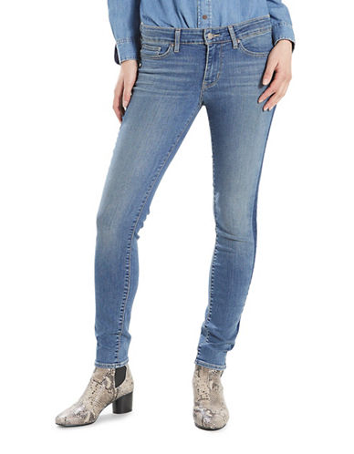 LeviS Signature Mid-Rise Skinny Jeans-MAKE A MOVE-30X32
