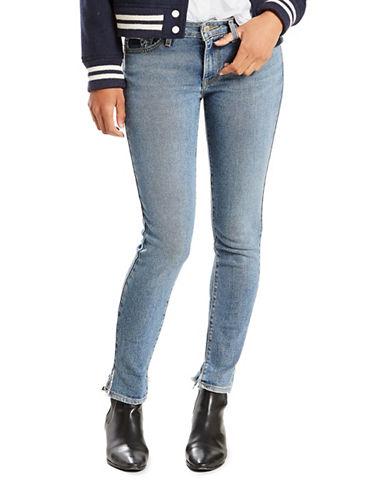 LeviS 711 Skinny Jeans-HIDDEN TRACK-28X32