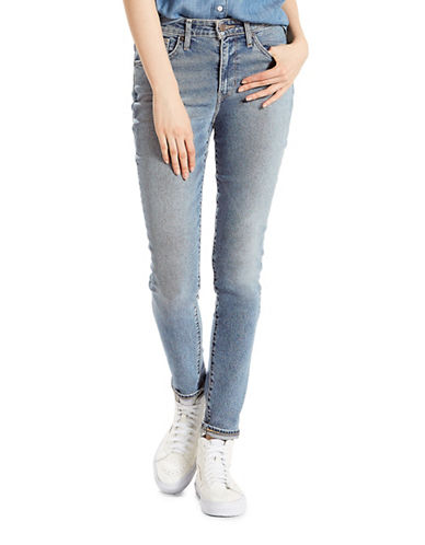 LeviS High-Rise Skinny Fit Jeans-MEANT TO BE-26X32