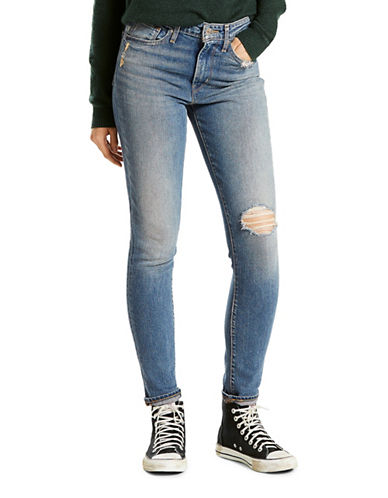 LeviS Signature High-Rise Skinny Jeans-HIGH HOPES-26X32