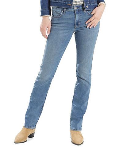 LeviS 712 Slim Jeans-BLUE-29X32