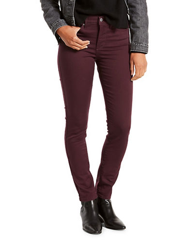 LeviS Shaping Skinny Jeans-RED-26X32