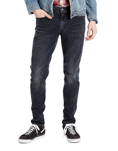 Levi'S 512 Steinway Slim Taper-Fit Jeans-BLACK-33X32
