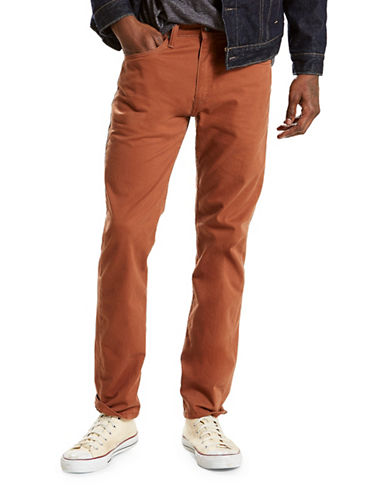 LeviS 502 Regular Tapered-Fit Jeans-ORANGE-31X32