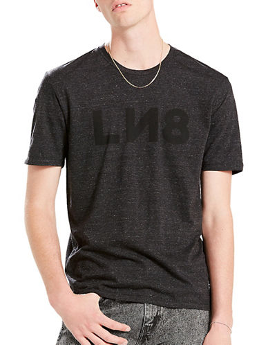 LeviS Line 8 T-Shirt-GREY-Medium