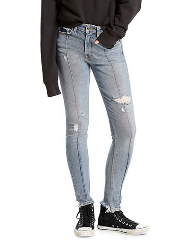 LeviS Vintage High-Rise Skinny Jeans-BLUE-29X32