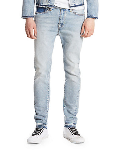 LeviS 510 Skinny-Fit Altered Jeans-BLUE-34X32