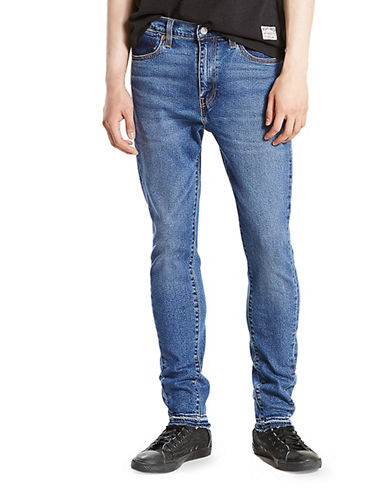 LeviS 510 Skinny-Fit Altered Jeans-BLUE-31X32