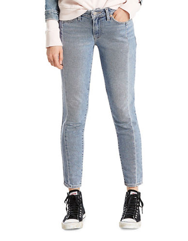 Levi'S 711 Seamed Skinny Jeans-ON MY MIND-27