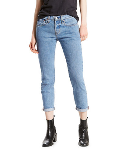 LeviS 501 Tapered-Fit Jeans-BLUE-30X28