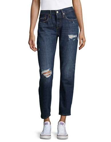LeviS 501 Tapered Jeans-BLUE-31X28