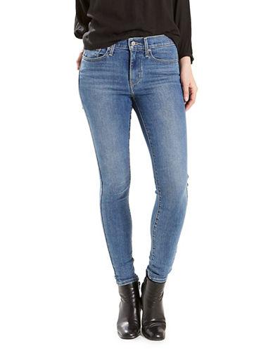 LeviS Slimming Super Skinny Jeans-BLUE ONYX-32X32