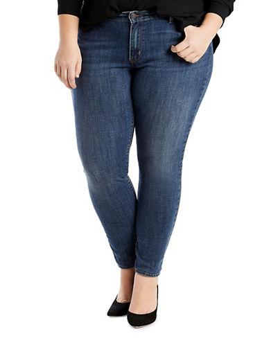 LeviS Plus Plus 711 Skinny Jeans-HARMONY-16W