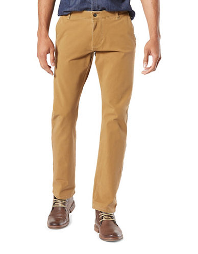 Dockers Smart 360 Flex Pants-KHAKI-38X32