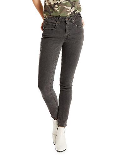 LeviS 721 Vintage Skinny Jeans-BLACK WIDOW-30X32