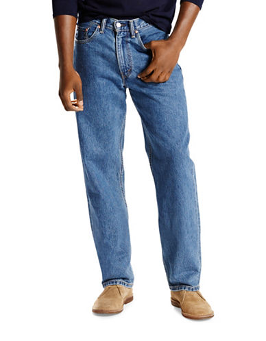 LeviS 550 Relaxed Fit Jeans-BLUE-33X36