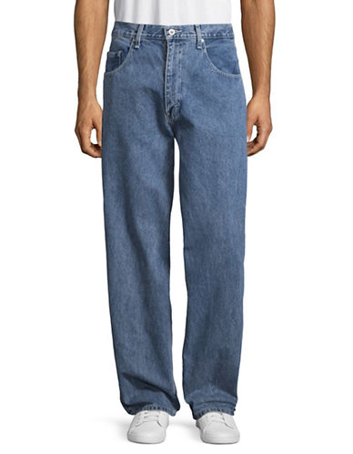 LeviS SilverTab Baggy Jeans-BLUE-36X30