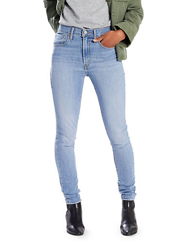 Levi'S Jean ultramoulant à taille haute Mile 90152523