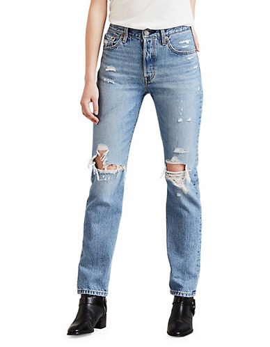 Levi'S 501 L'Original jean en coton Search and Destroy 90152440