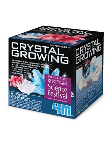4m Crystal Growing-ASSORTED-One Size