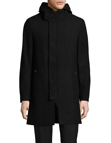1670 Classic Wool Coat-BLACK-40 Tall