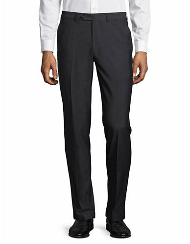 1670 Classic Dress Pants-GREY-34X32
