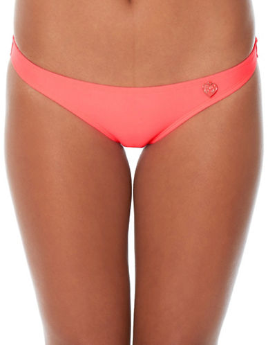Body Glove Smoothies Bikini Brief-CORAL-X-Small