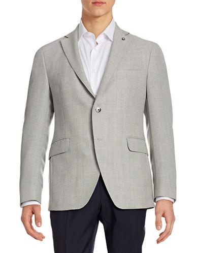 Coppley Textured Sportcoat-GREY-42 Regular