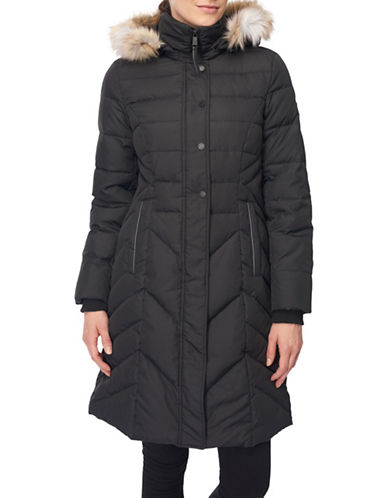 Novelti Essential Down 300T Solid Quilted Jacket-BLACK-Small 89233735_BLACK_Small