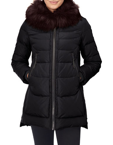 Novelti Down Quilted Jacket-BLACK-X-Large 89541085_BLACK_X-Large