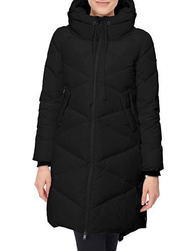 Novelti Down Long Coat-BLACK-Small 89541071_BLACK_Small