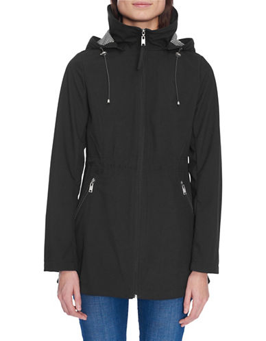 Novelti Zip Soft Shell Bonded Jacket-BLACK-Small 89813350_BLACK_Small